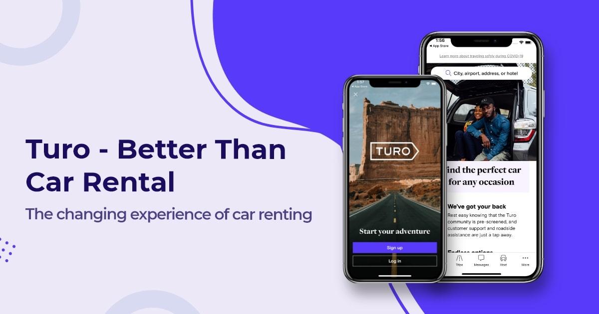 best car rental app like turo