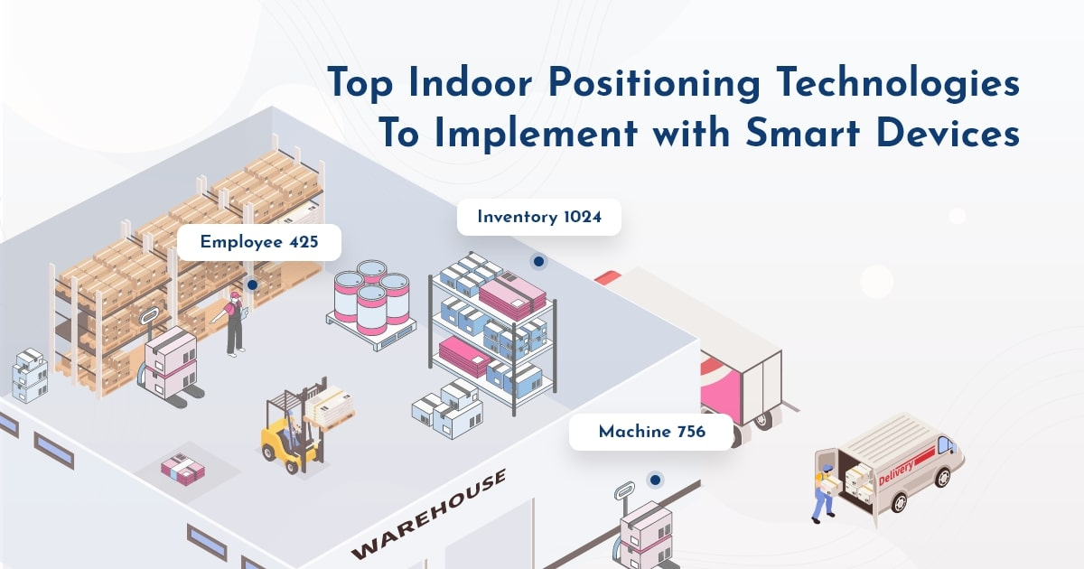 Top Indoor Positioning System