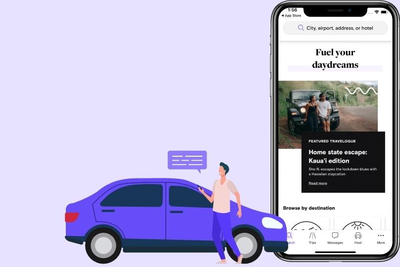 turo car app work