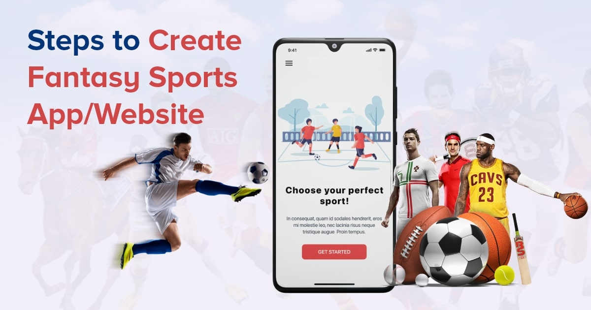how to build a fantasy sports website and App