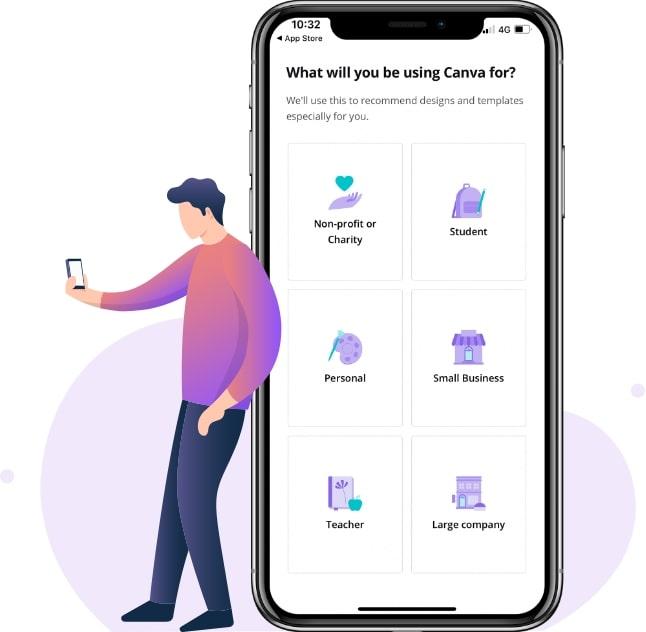 canva mobile app