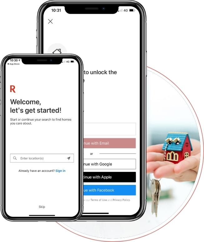 redfin real estate app