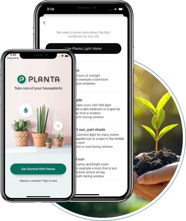 best app for planta