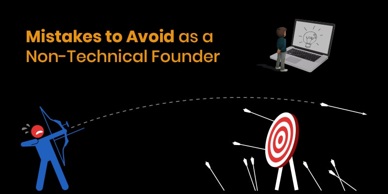 Mistakes to Avoid as a Non-Tech Startup Founder