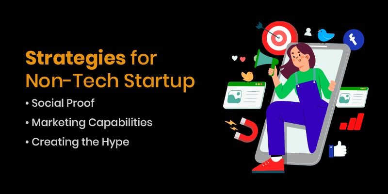 Strategies for Non-Tech Startup