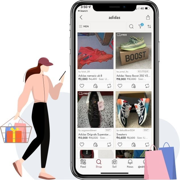 poshmark shopping app