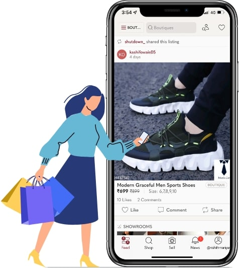 features of poshmark application